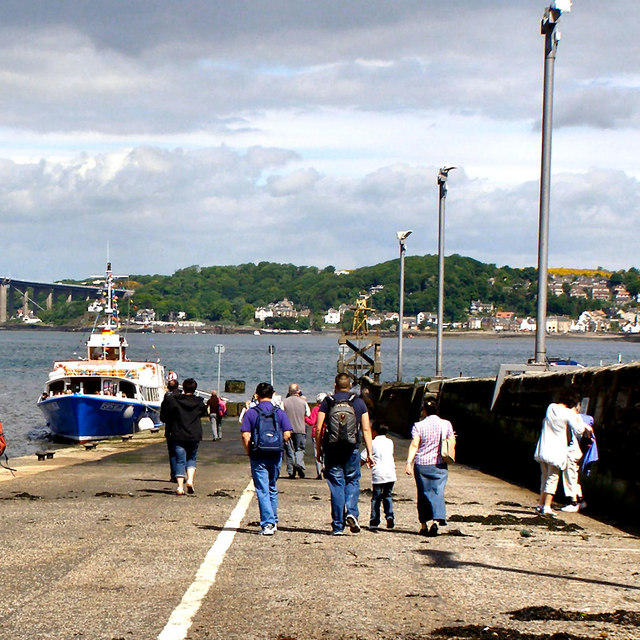 Hawes Pier