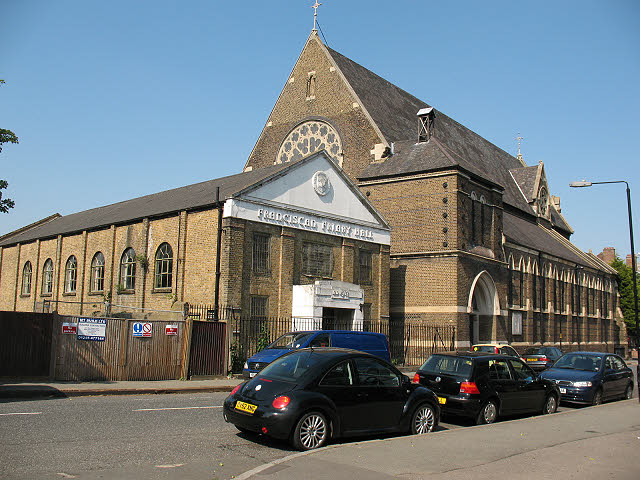Franciscan church and hall, Peckham