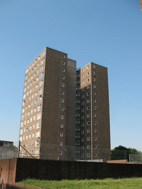 Sarnesfield House, Peckham