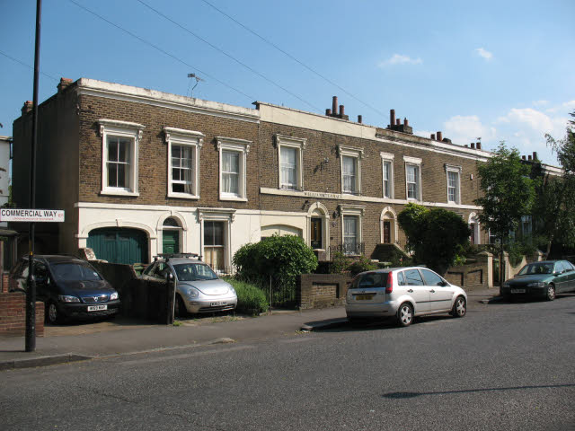 Williams Terrace, Commercial Way, Peckham