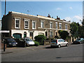 TQ3477 : Williams Terrace, Commercial Way, Peckham by Stephen Craven