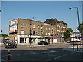 TQ3477 : Shops on the Old Kent Road by Stephen Craven