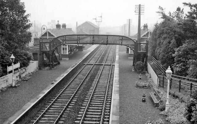 Bridge of Earn Station