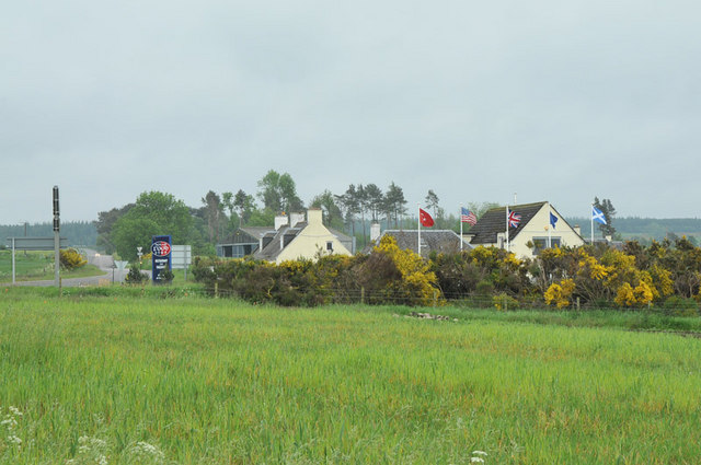 Highland Food Stop at Brackley on the A96