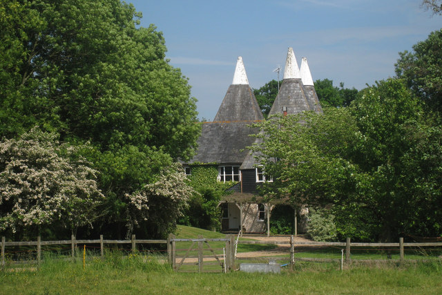 Court Lodge Oast, Church Lane, Udimore, East Sussex