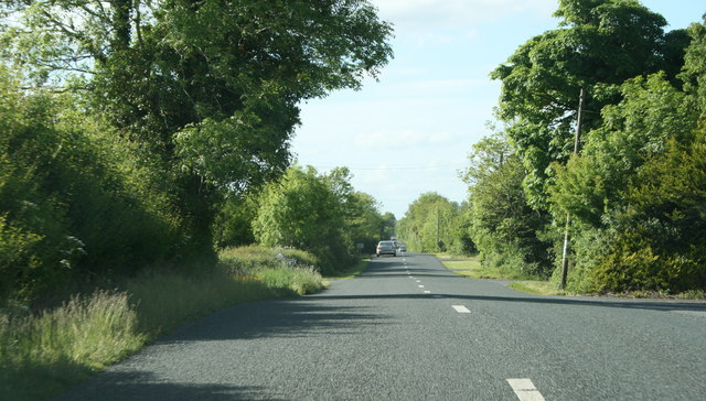 The R371, County Roscommon