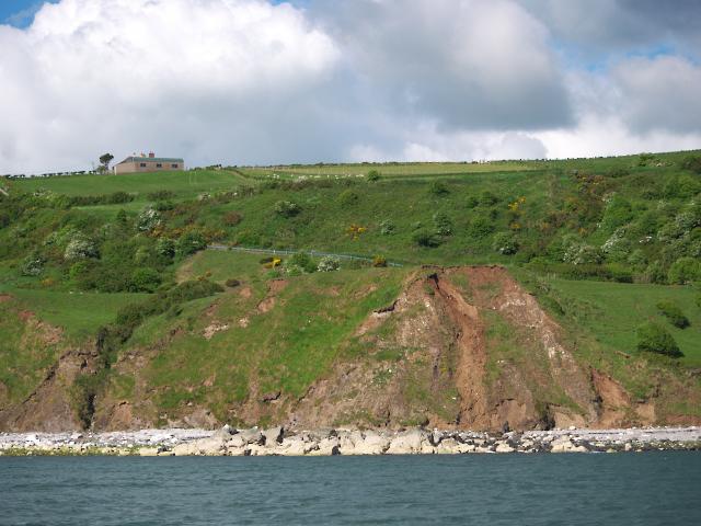 Coastline near Blackhead