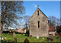 SP5831 : St Mary's, Cottisford by Des Blenkinsopp