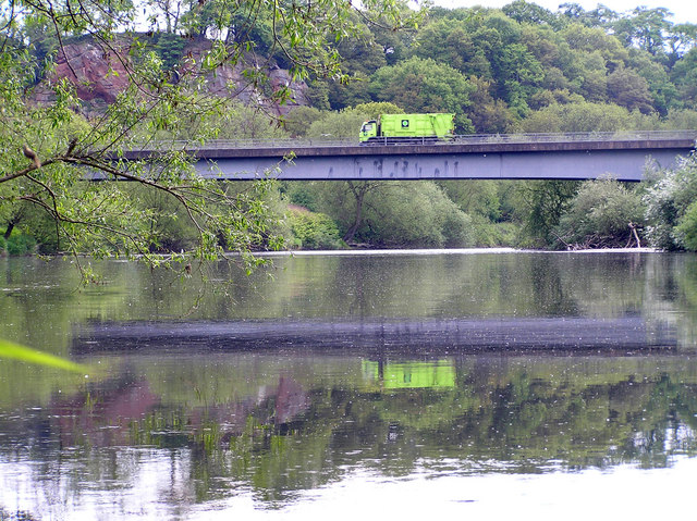 River Severn,Bewdley Bypass Road Bridge