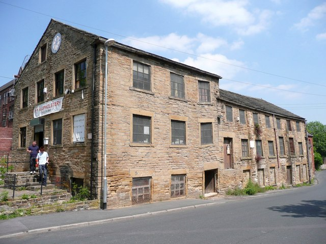 Part of Crank Mills, Station Road, Morley