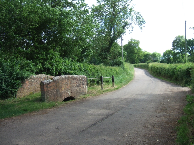 Gribble Lane, the ford