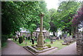 TA0090 : War Memorial, St Laurence by N Chadwick