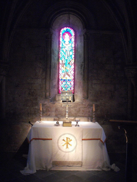 Upper Chapel in the Keep of Dover Castle