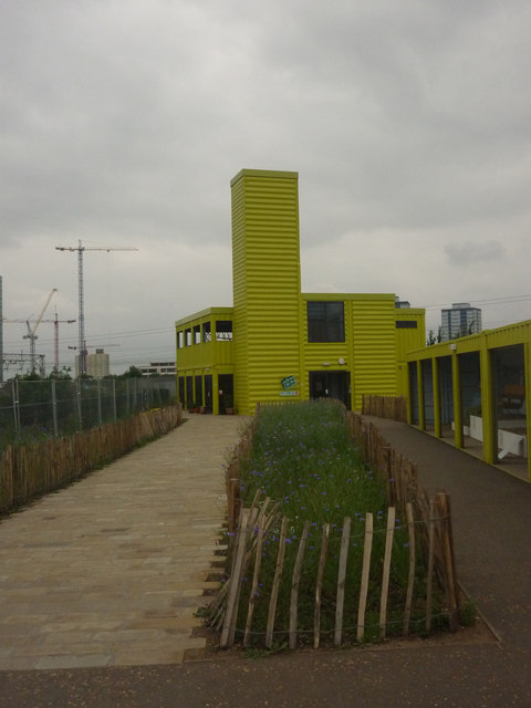 The View Tube, The Greenway, Olympic Park, East London
