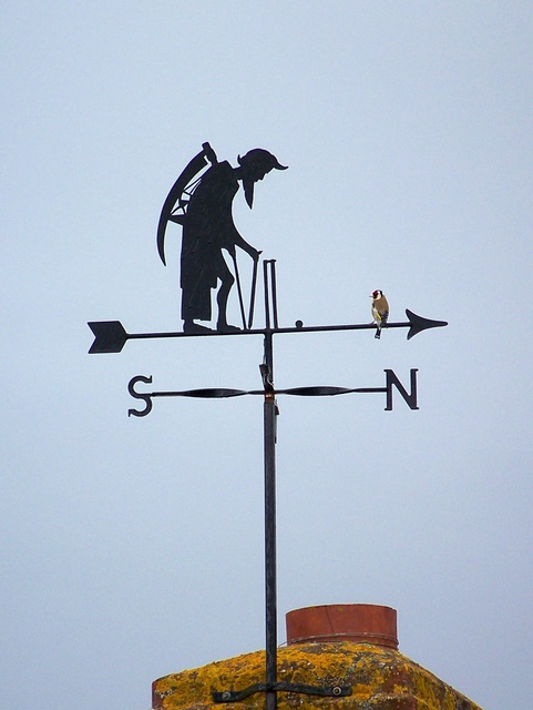 Car That Start With D >> Weather vane, Watchet © Maigheach-gheal :: Geograph Britain and Ireland