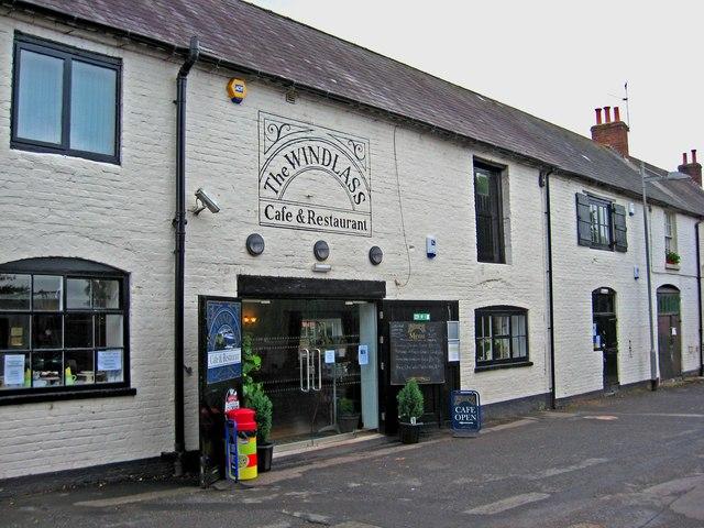 Restaurant Near Stourport