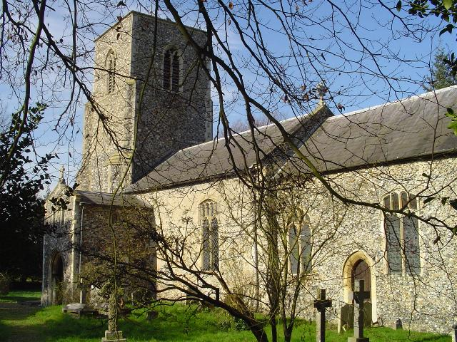 South Elmham St. Margaret's church