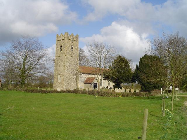 South Elmham St. Michael's church