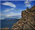 NG5500 : Rocky headland near Acairseid an Rubha : Week 23