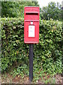 TM2863 : Station Road Postbox by Adrian Cable
