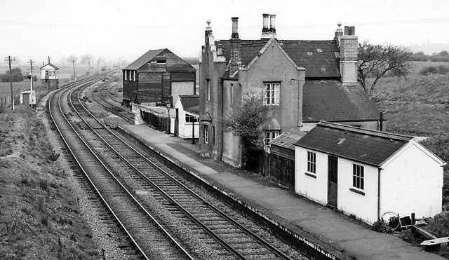 Brixworth Station