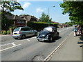 """TQ4368 : """"Beetle"""" in Blackbrook Lane by Basher Eyre"""