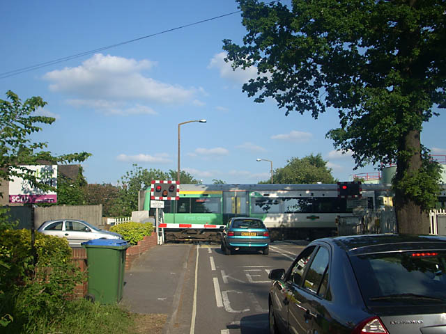 Level Crossing on Parsonage Road