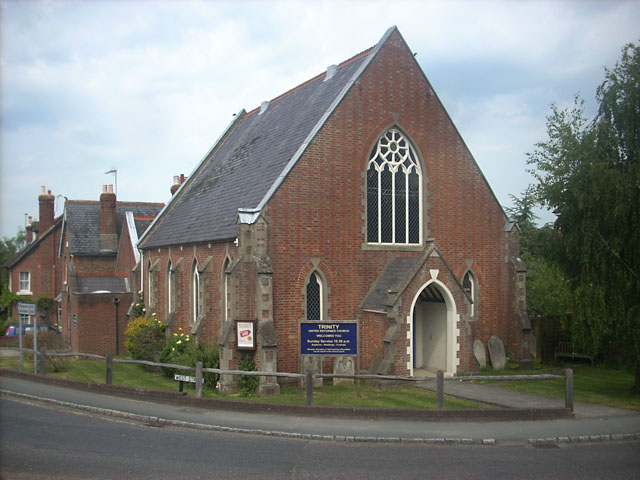 Trinity United Reformed Church