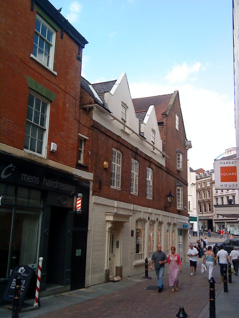 Exchange House on St. James's Street