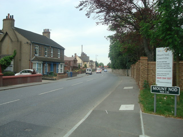 London Road, Greenhithe
