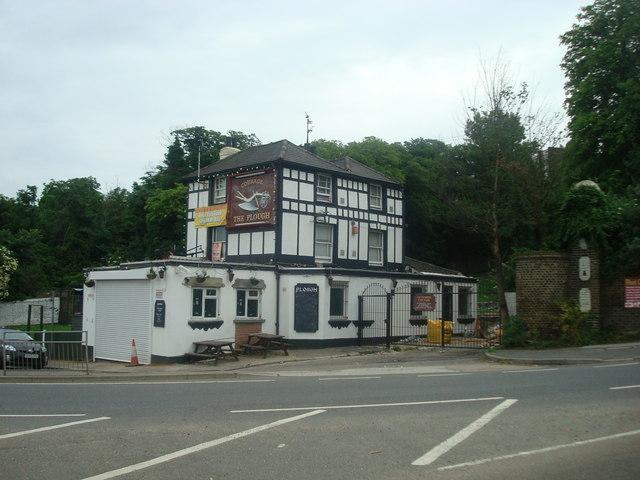 The Plough public house, Northfleet