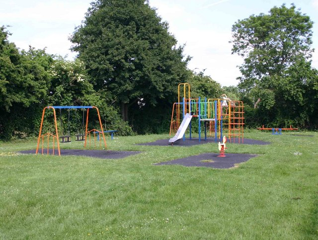Play Area, Cottage Lane, Shottery