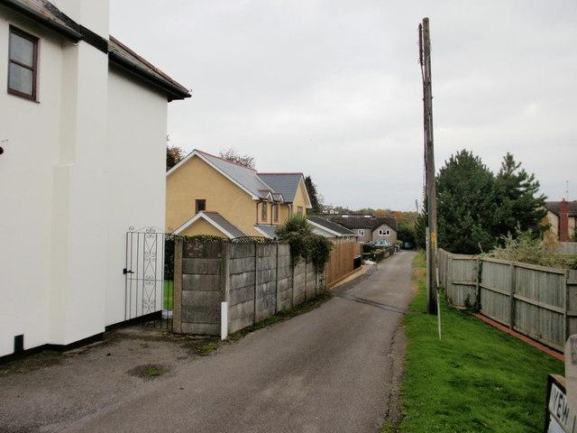 Yew Tree Lane, Caerleon