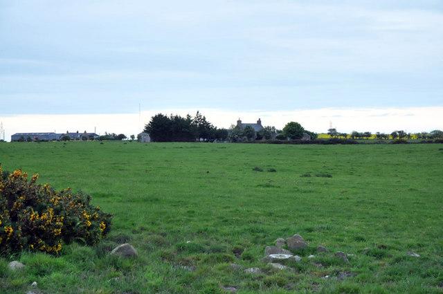 Farmland and South Crimongorth Farm