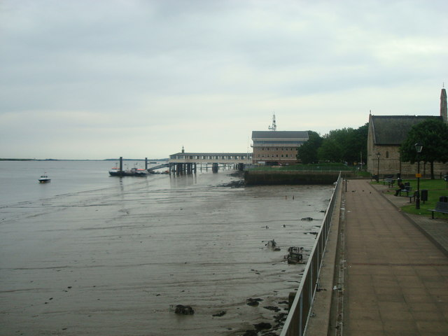River Thames at Gravesend