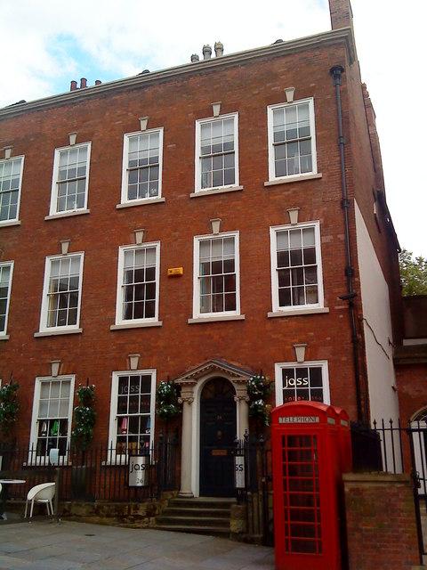 24 Low Pavement, Nottingham