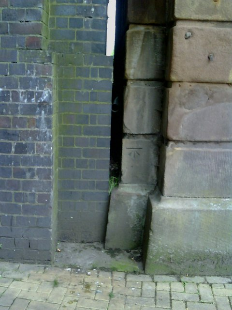 Leamington, Railway Bridge benchmark
