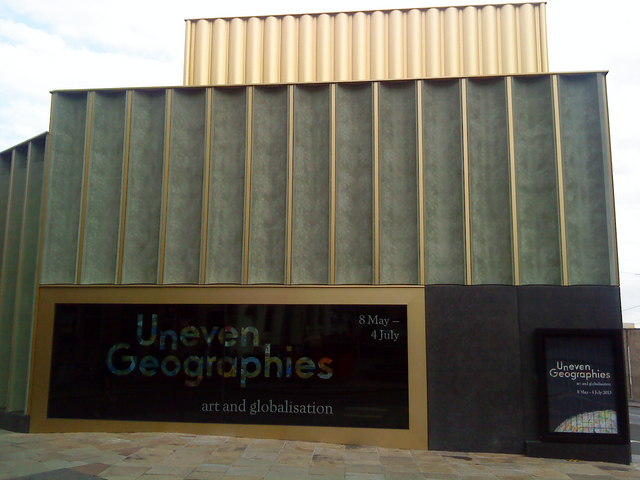 Uneven Geographies at Nottingham Contemporary
