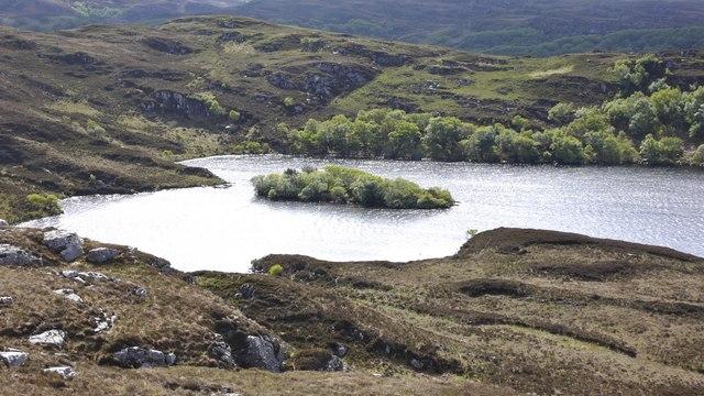 Loch an Uachdair (southern end)