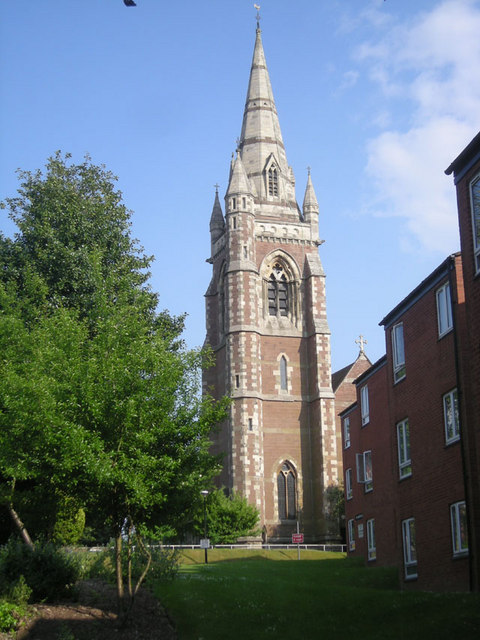 St. Annes Church - Moseley