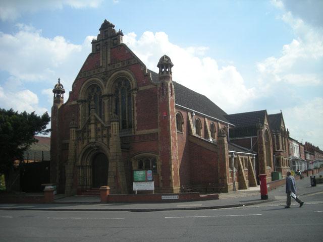 Edward Road Church