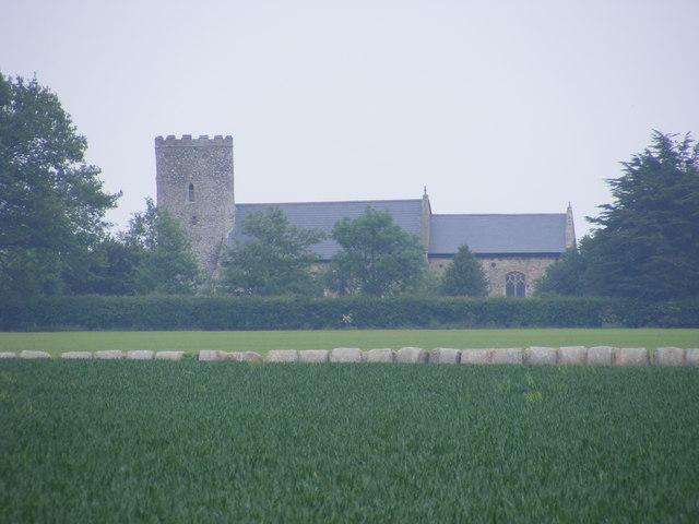 Hardley Church