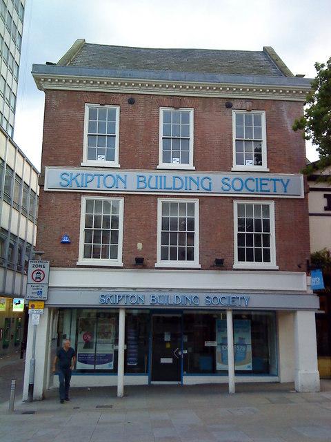 Skipton Building Society, Nottingham