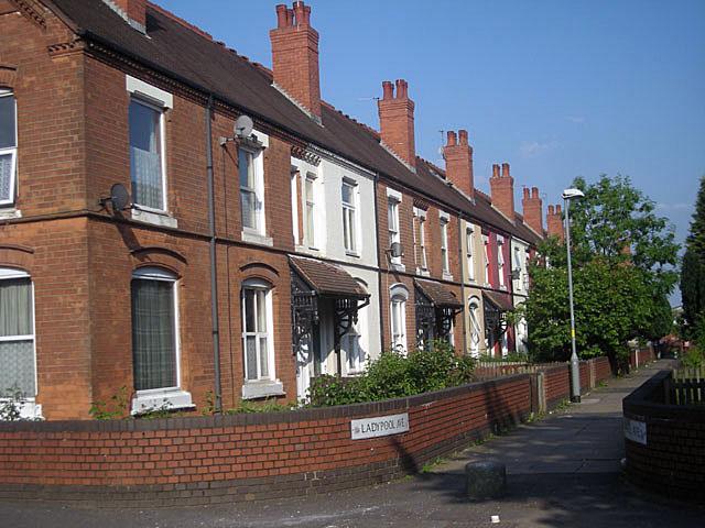 Ladypool Ave - Sparkbrook