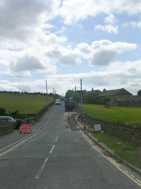 Syke Lane - Causeway Foot