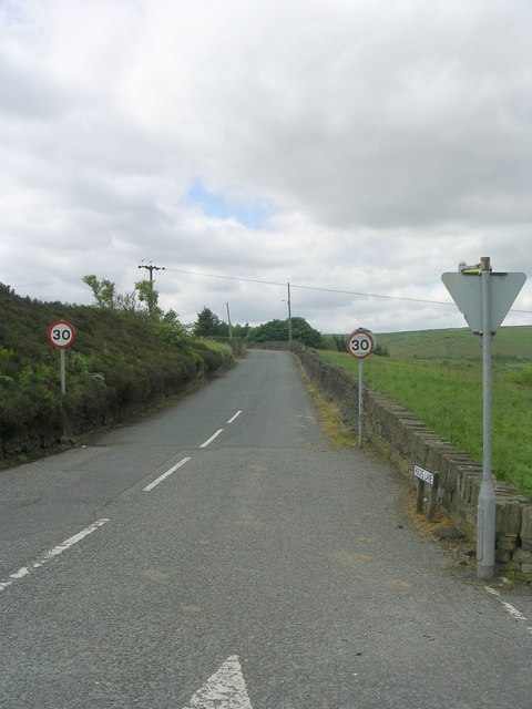 Rocks Lane - Keighley Road