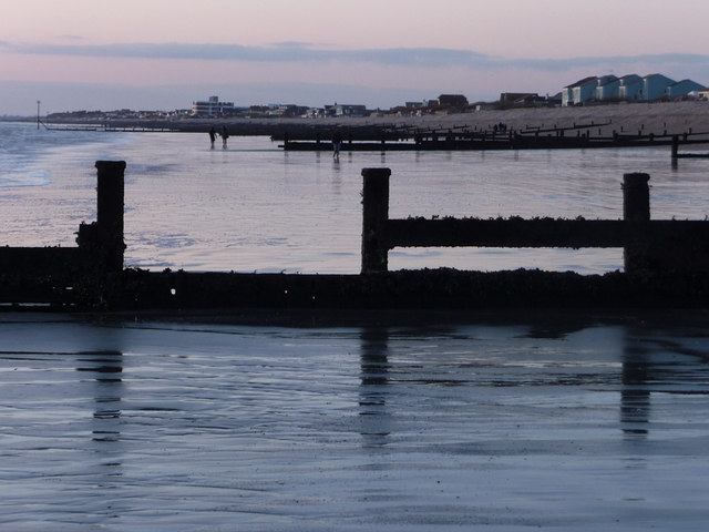 Bracklesham Beach