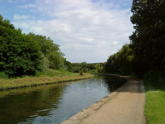 Beeston Canal near Imperial Tobacco