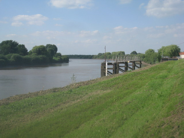 The Trent at East Butterwick