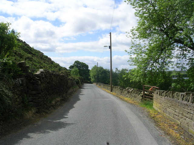 Rocks Lane - viewed from Union Lane